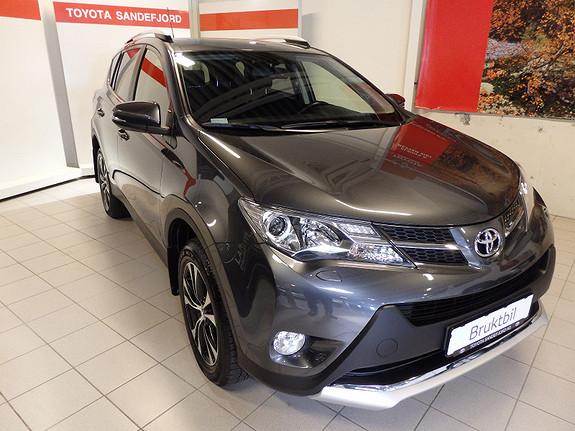 Toyota RAV4 2.0VVT-i 71'N Edition  2015, 37000 km, kr 349000,-
