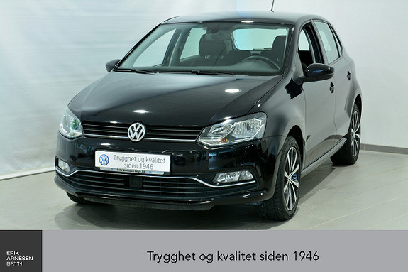 Volkswagen Polo 1,2 TSI 90hk Highline  2015, 31990 km, kr 145000,-
