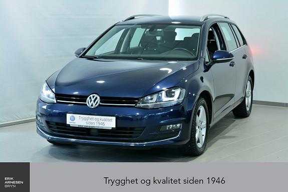 Volkswagen Golf 1,6 TDI 110hk Highline DSG  2015, 36750 km, kr 198000,-