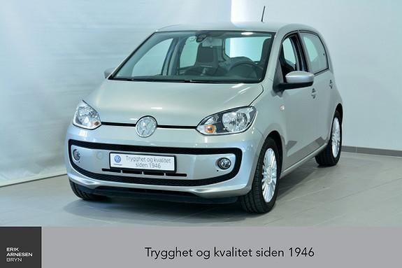 Volkswagen up! 1,0 60hk BMT High up!  2015, 16990 km, kr 105000,-