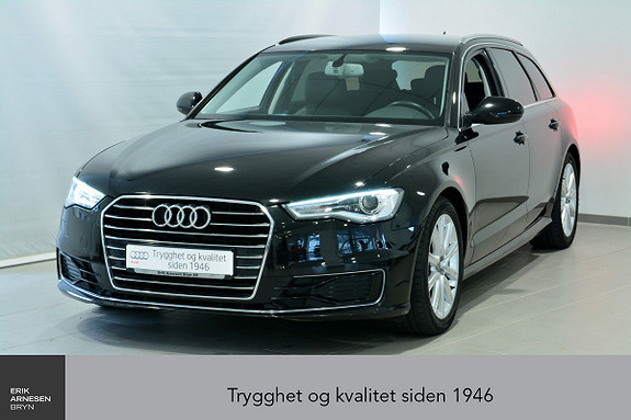 Audi A6 Avant 2,0 TDI 150hk S tronic  2015, 65500 km, kr 379000,-