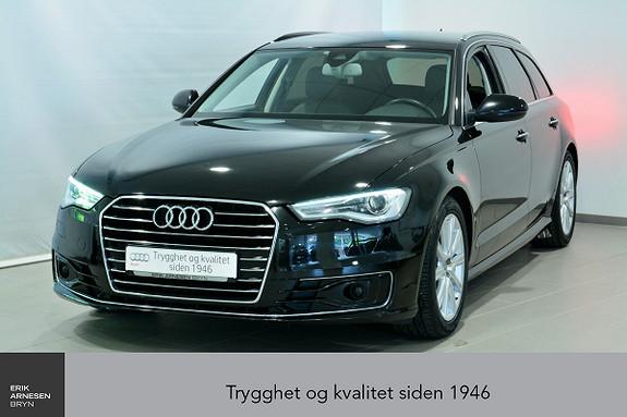 Audi A6 Avant 2,0 TDI 150hk S tronic  2016, 47950 km, kr 399000,-
