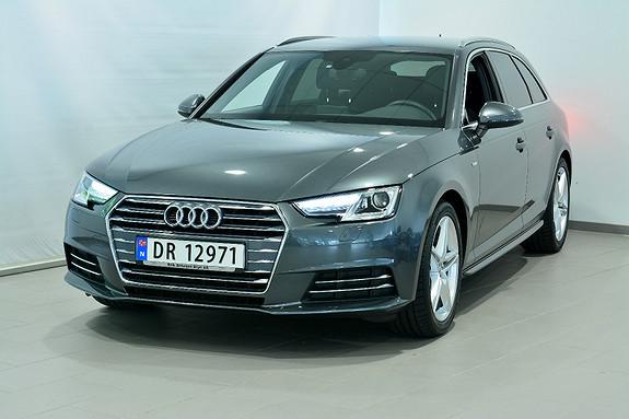 Audi A4 150 HK TFSI AVA S TRO SPORT  2017, 21500 km