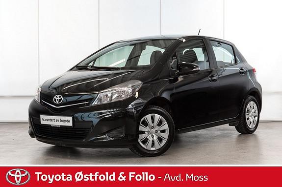 Toyota Yaris 1,33 Active Multidrive S / LAV KM STAND  2013, 37500 km, kr 128000,-