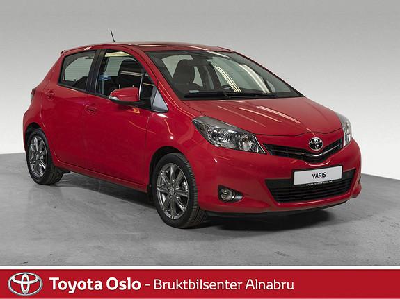Toyota Yaris 1,33 Style Multidrive S Navikampanje Se km!  2012, 25253 km, kr 139900,-