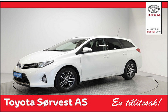 Toyota Auris Touring Sports 1,8 Hybrid Active+  2015, 39 797 km, kr 228 000,-