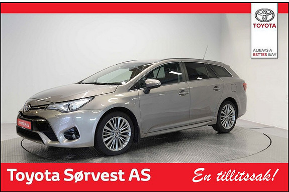 Toyota Avensis Touring Sports 1,6 D-4D Active Style  2016, 32 190 km, kr 279 000,-