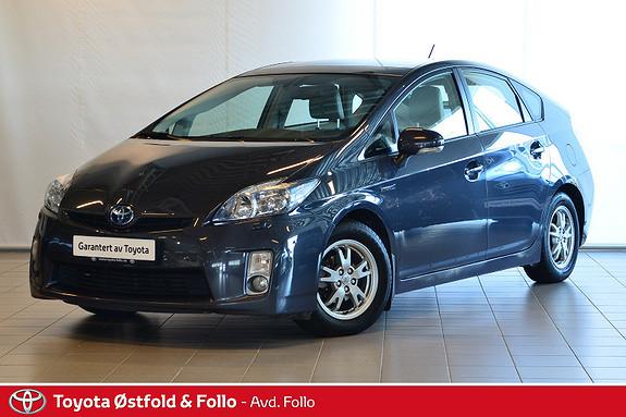 Toyota Prius 1,8 VVT-i Hybrid Premium  2011, 135393 km, kr 129000,-