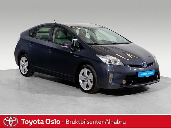 Toyota Prius 1,8 VVT-i Hybrid Advance JBL, Automat,  2015, 40725 km, kr 209900,-
