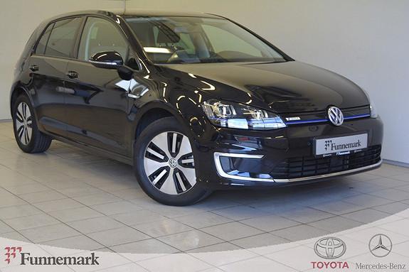 Volkswagen Golf (basismodell) LAV KM,  2016, 16000 km, kr 239000,-