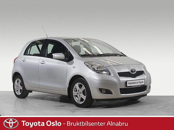 Toyota Yaris 1,33 S&S Park sensor,  2011, 53364 km, kr 93900,-