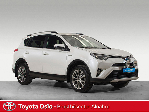 Toyota RAV4 Hybrid AWD Active Style DAB+, Automat,  2017, 17800 km, kr 454900,-