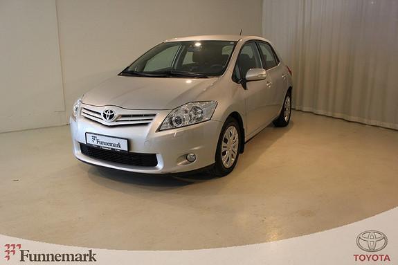 Toyota Auris 1,4 D-4D Sol Multimode  2010, 91800 km, kr 99000,-