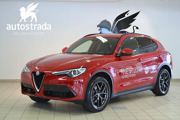 Alfa Romeo Stelvio 2.0T 280hk Q4 Sportsseter FSD