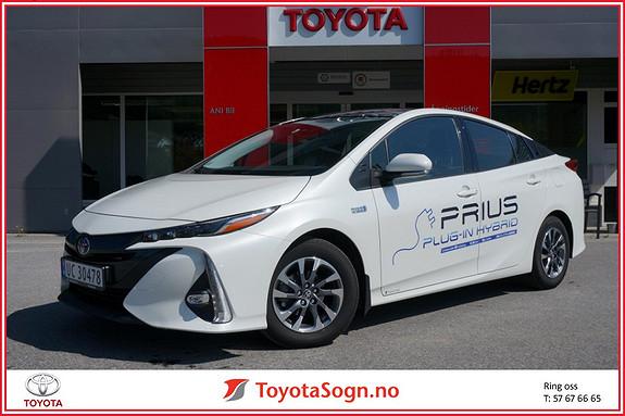 Toyota Prius 1,8 VVT-i Plug-in Hybrid Solar  2017, 13000 km, kr 299900,-