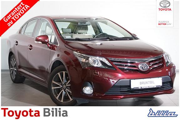 Toyota Avensis 1,8 147hk Premium Multidrive S  2012, 87689 km, kr 160000,-