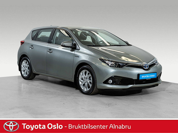 Toyota Auris 1,8 Hybrid E-CVT Active DAB+,  2017, 11372 km, kr 264900,-
