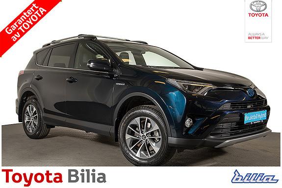 Toyota RAV4 Hybrid 2WD Active Style  2017, 16982 km, kr 389900,-