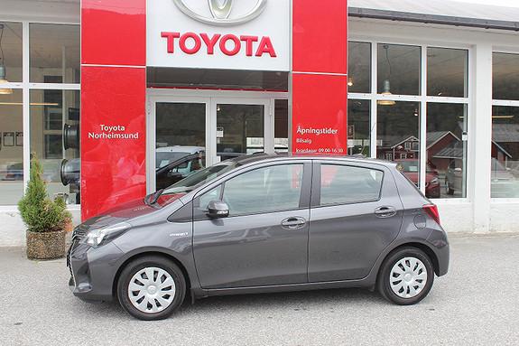 Toyota Yaris Hybrid 1.5 Active S m/navi  2016, 45500 km, kr 189000,-