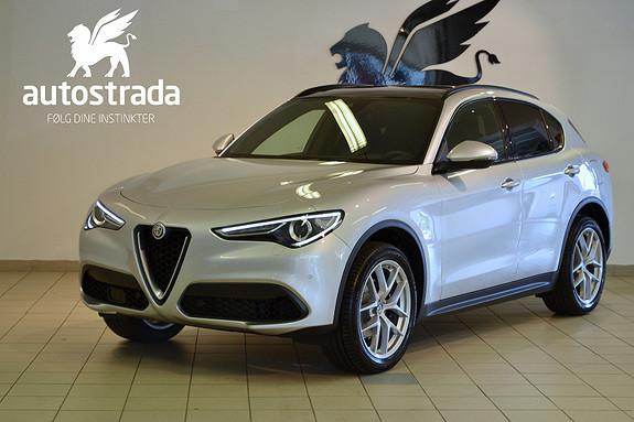 Alfa Romeo Stelvio 2.0T 280hk Q4 Aut. Sportspakke Kampanje!