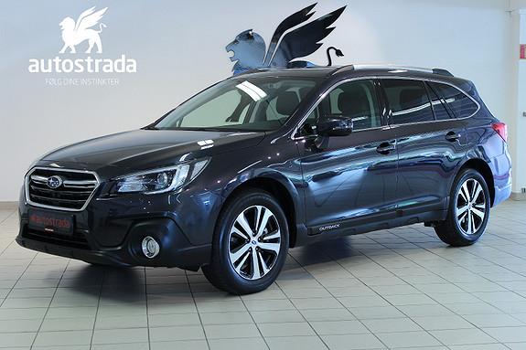 Subaru Outback 2.5i Premium Aut. AWD Navi DAB+ H.feste
