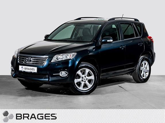 Toyota RAV4 2,2 D-4D Vanguard Executive Navi, Ryggekam, Hengerfeste++  2011, 142600 km, kr 185000,-