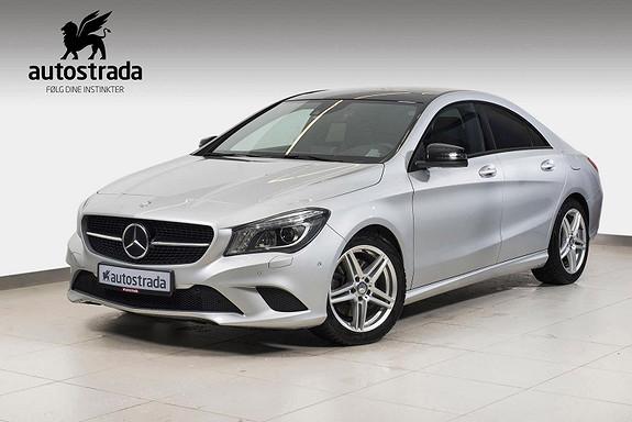Mercedes-Benz CLA 250 4Matic/Distronic/Navi/Panorama