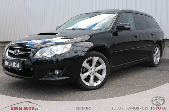 Subaru Legacy 2.0D CLASSIC // EU 2020 // Velholdt // Garanti  2008, 169152 km, kr 99900,-