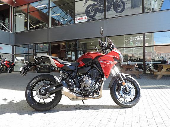 Bilbilde: Yamaha Tracer 700 ABS Ny