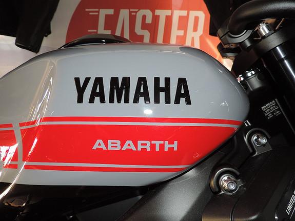 Bilbilde: Yamaha XSR900 Abarth