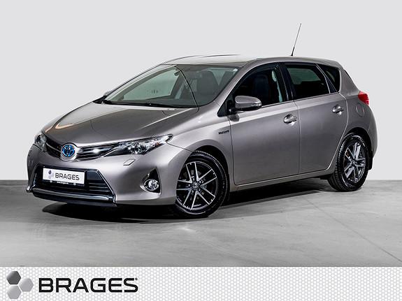Toyota Auris 1,8 Hybrid E-CVT Active+ DEFA, Navi, R.kam, DAB+, Cruis  2015, 33200 km, kr 199000,-