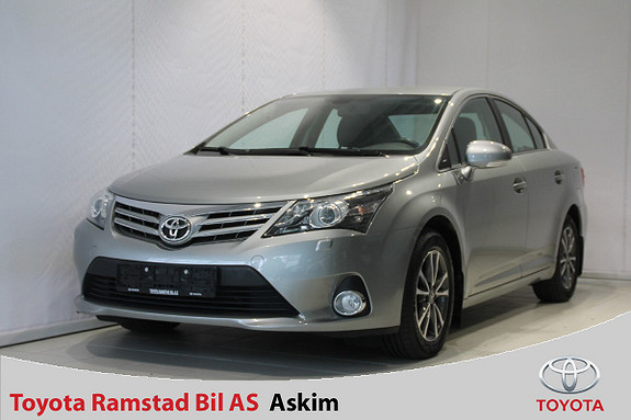 Toyota Avensis 1,6 132hk NaviTech Pluss  2012, 74800 km, kr 159000,-