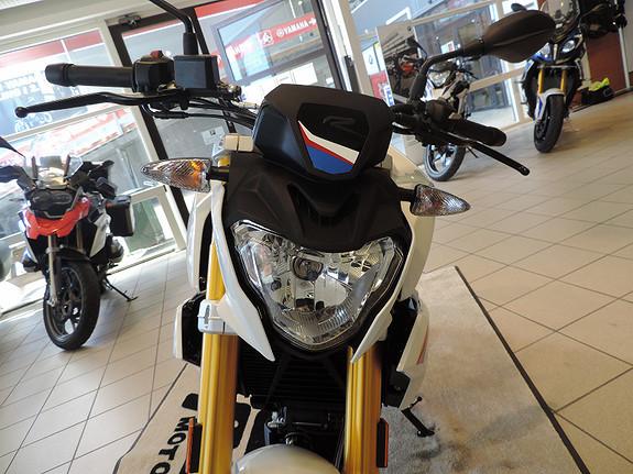Bilbilde: BMW G310R