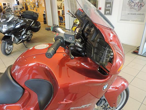 Bilbilde: BMW R1100RT