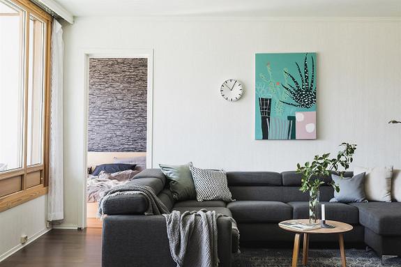 4-roms leilighet - Saupstad - 2 190 000,- Olden & Partners