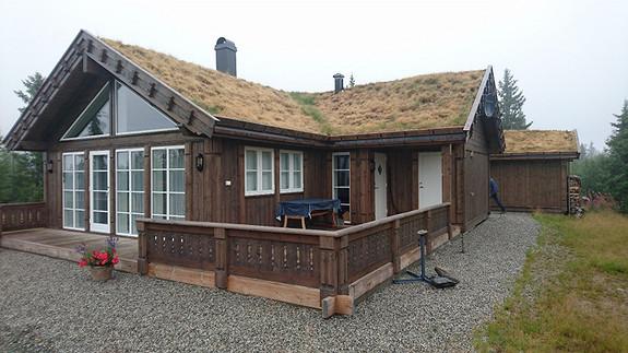 GAMLESTØLEN – Prosjektert eksklusiv BUEN hytte – tomt er ikke inkludert