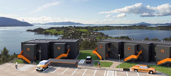 Halsnøy panorama, leilegheiter image