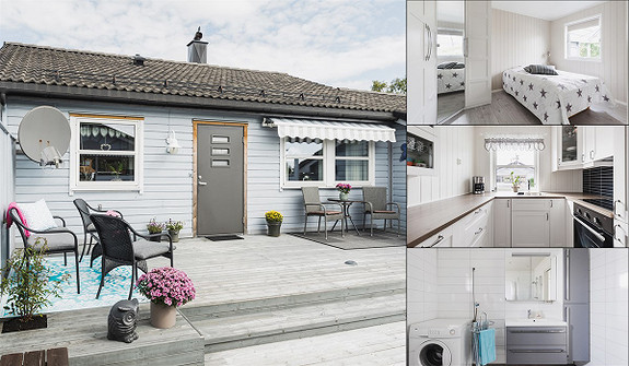 Rekkehus - Bjugn - 1 950 000,- Olden & Partners