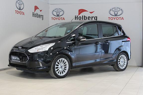 Ford B-Max 1,6 TDCi Titanium Varmefrontrute, DAB+, keyless++  2012, 97500 km, kr 105000,-