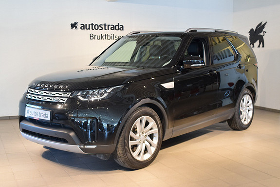 Land Rover Discovery 5 2,0 240hk SD4 HSE