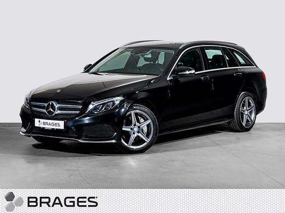 Mercedes-Benz C-Klasse C250 CDI BlueTEC 4Matic Navi, R.Kam, Krok, Cruise, DAB+  2015, 46400 km, kr 419000,-