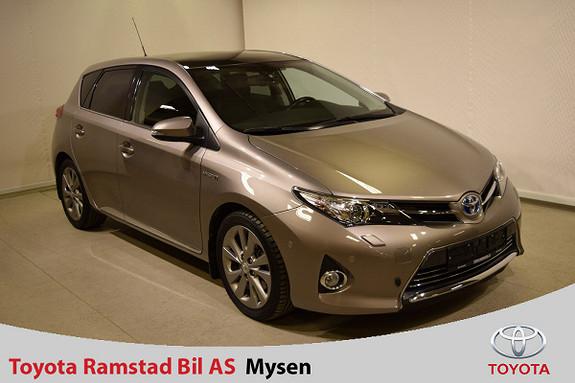 Toyota Auris 1,8 Hybrid E-CVT Executive  2013, 64200 km, kr 185000,-