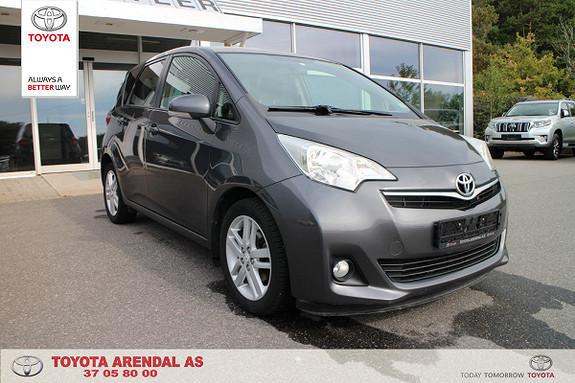Toyota Verso-S 1,33 Dynamic S&S Multidrive S  2011, 96200 km, kr 109000,-