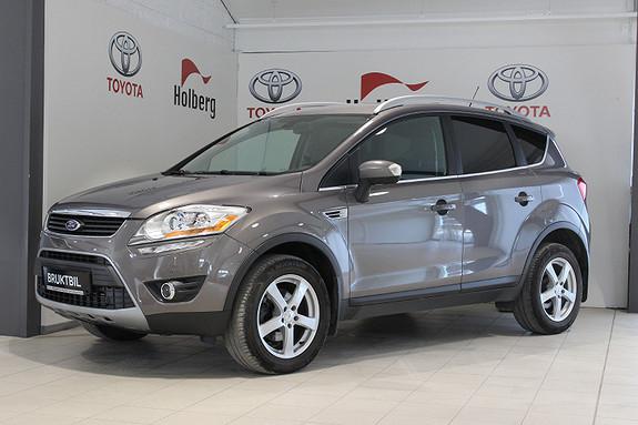 Ford Kuga 2,0 TDCi 140hk Titanium aut. Xenon, skinn, P.sensor++  2011, 130150 km, kr 189000,-