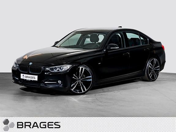 BMW 3-serie 316d aut Navi, PDC, Sportsseter, Cruise, Xenon  2012, 113100 km, kr 199000,-