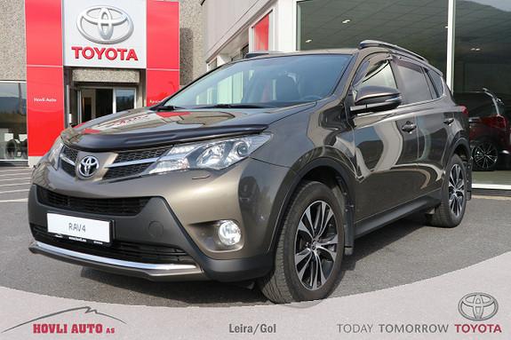 Toyota RAV4 2,0 D-4D 4WD Active Style H.feste - Park.varmer GSM/APP  2014, 84727 km, kr 279900,-