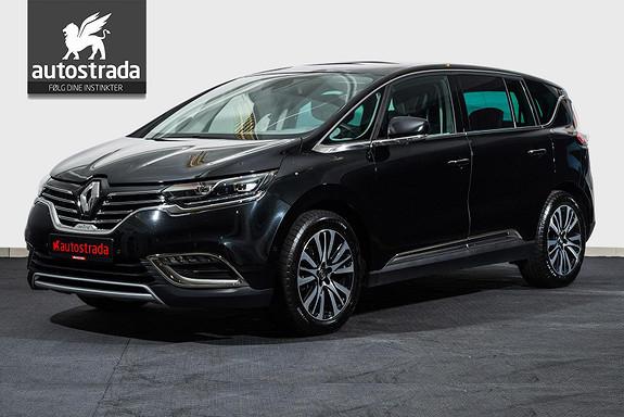 Renault Espace 1.6  200hk, Turbo og lavt forbruk