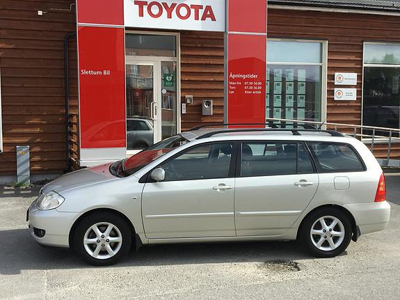 Toyota Corolla 1,4 D-4D Sol HENGERFESTE/MOTORVARMER  2007, 134281 km, kr 69000,-