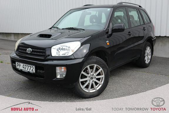 Toyota RAV4 D-4D 4wd // Ny turbo & nye dyser //  2003, 283000 km, kr 49900,-