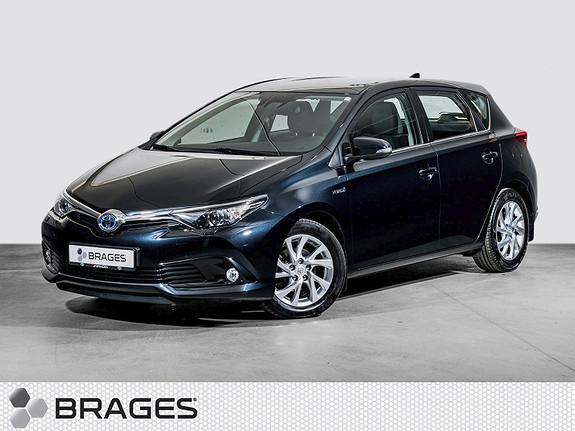 Toyota Auris 1,8 Hybrid E-CVT Active - Navigasjon, Ryggekamera, DAB+  2016, 42400 km, kr 225000,-